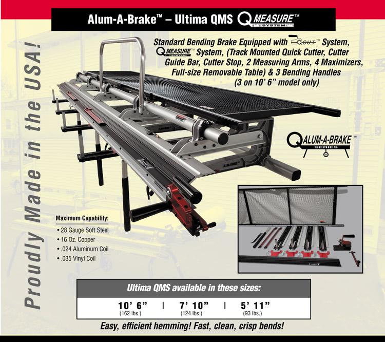 Aluminum Siding Brakes By Alum A Pole Corporation Alum A Brake