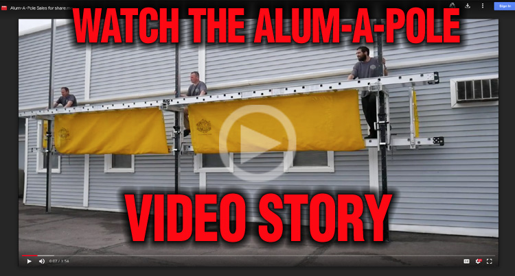 Watch Alum-A-Pole Scaffolding Video